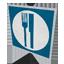 Restaurant Symbol Style