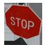 Stop Symbol Style