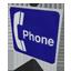 Telephone Symbol Style