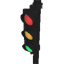 Traffic Light 3 Symbol Style