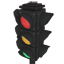 Traffic Light 4 Symbol Style