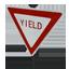 Yield Symbol Style
