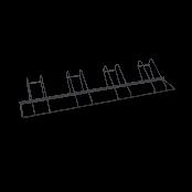 Bike Rack Symbol Style
