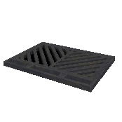 Sewer Grate Symbol Style