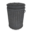 Trash Can 2 Symbol Style