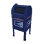 US Mailbox Symbol Style