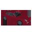 Porsche Carrera Symbol Style
