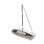 Sailboat Symbol Style