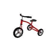 Tricycle Symbol Style