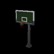 Basketball Hoop Symbol Style