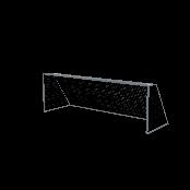 Soccer Goal Symbol Style